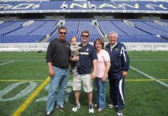 Navy Run Game Coordinator, Ashley Ingram and His Two-Part AFCA ConventionSpeech