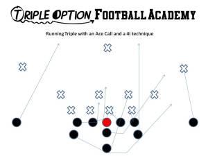 Triple versus 1 and 4i technique