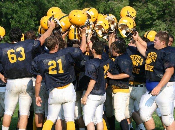 Triple Option Football Process Step 3: GetEquipment