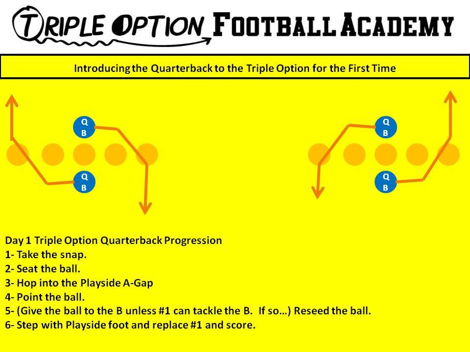 Introducing the Quarterback to the TripleOption