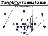 Triple Option versus6-2