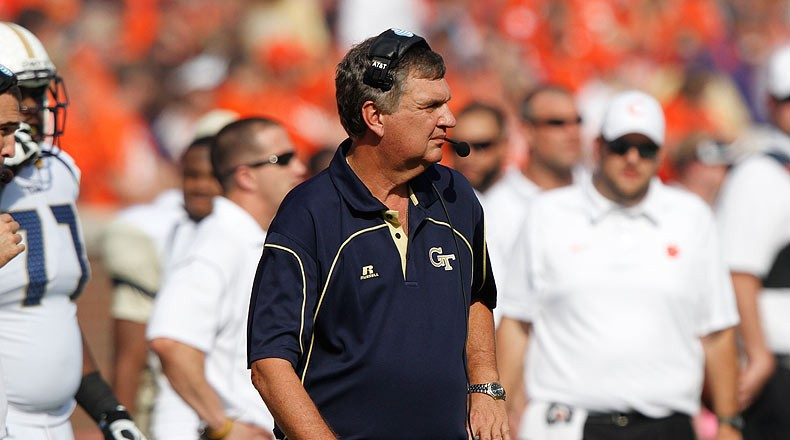 Paul Johnson's Explanation of the Triple Option in HisPlaybook