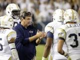 Running Paul Johnson's Double Hot Route Run-and-ShootConcept