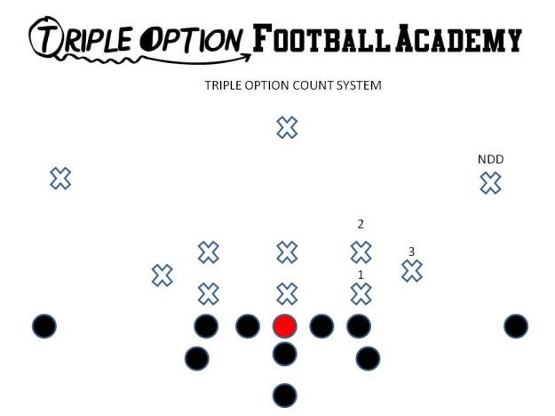 TRIPLE OPTION COUNT SYSTEM 3