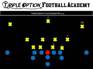 TRIPLE OPTION COUNT SYSTEM FOR 4-4