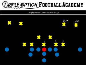 TRIPLE OPTION COUNT SYSTEM FOR 50