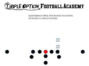 QUARTERBACK READ SITUATION 1 AND 2 STACKED
