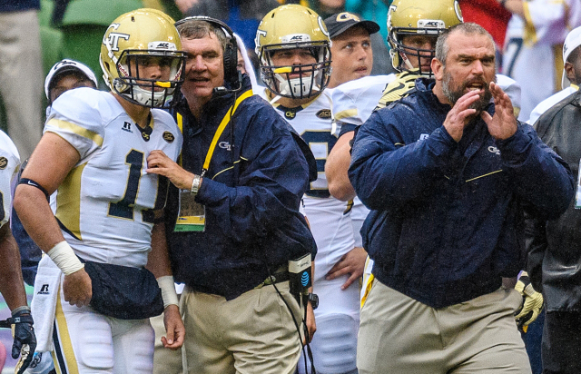 The Triple Option Offense's FourthPhase