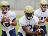 Paul Johnson's Top Coaching Points for Triple Option Ball Handlers