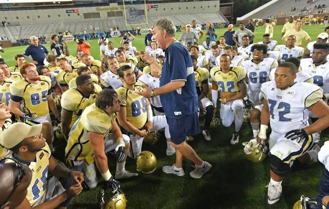 Paul Johnson's Triple Option Conceptual Installation Process: Part Five