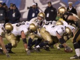 Defining the Veer Block for the Triple Option Offensive Lineman