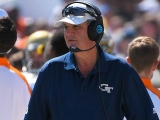 Here's What Coach Paul Johnson Emphasizes on Coaching Quarterbacks, B-Backs, and A-Backs