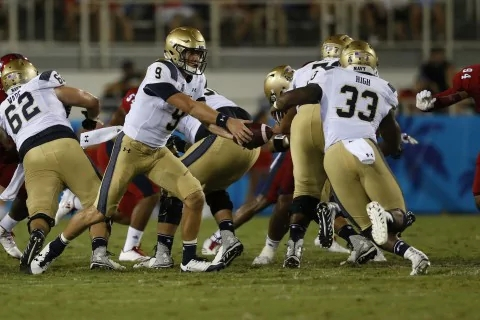 In The Triple Option, Versus 5-Man Fronts, You Only Block ONE ofThem
