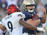 2017 Navy Triple Option Breakdown vs. Cincinnati