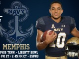 2017 Navy Triple Option Breakdown versus Memphis