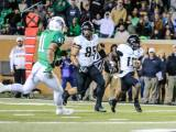 2017 Army West Point Triple Option Breakdown versus North Texas