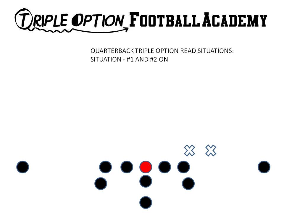 Challenging the Triple Option Quarterback inPractice