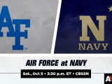 Navy Flexbone Highlights and More versus Air Force (2019)