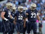 The Navy Flexbone Offense Leads the Way in Several Areas