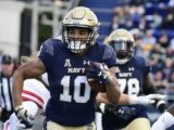 Navy Flexbone Offense Breakdown versus Tulsa (2019)